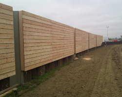 VISION BOIS - Lafox - Mobiliers - habillage mur