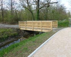 VISION BOIS - Lafox - Pontons - Passerelles - Belvédère - La Ramée